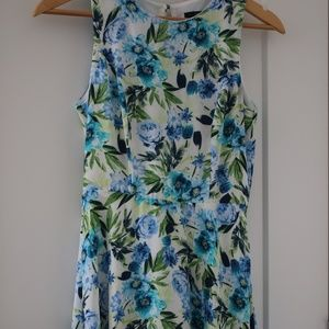 NEW Forever 21 floral dress
